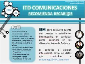 Becarios IBM